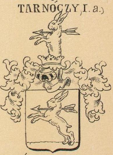 Tarnoczy Coat of Arms / Family Crest 0