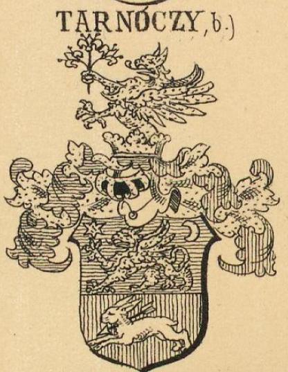 Tarnoczy Coat of Arms / Family Crest 1
