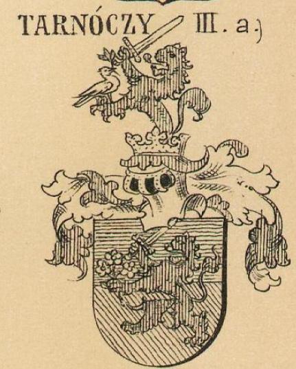 Tarnoczy Coat of Arms / Family Crest 3