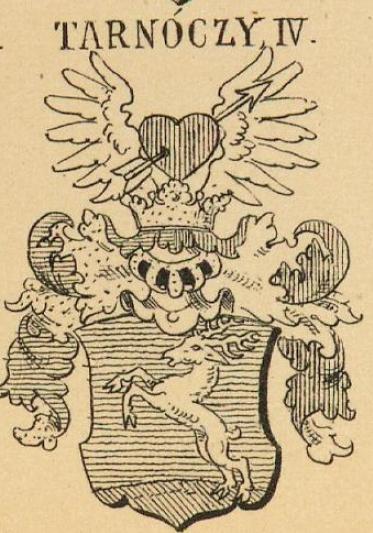 Tarnoczy Coat of Arms / Family Crest 5