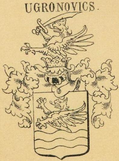 Ugronovics Coat of Arms / Family Crest 0