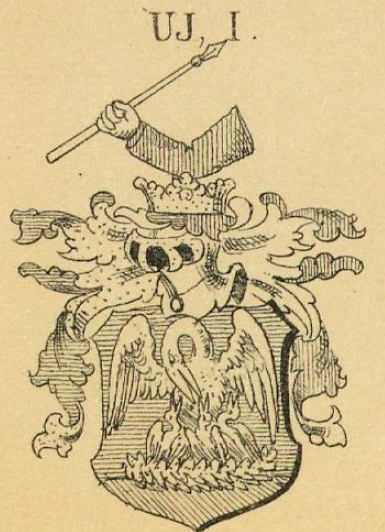 Uj Coat of Arms / Family Crest 0