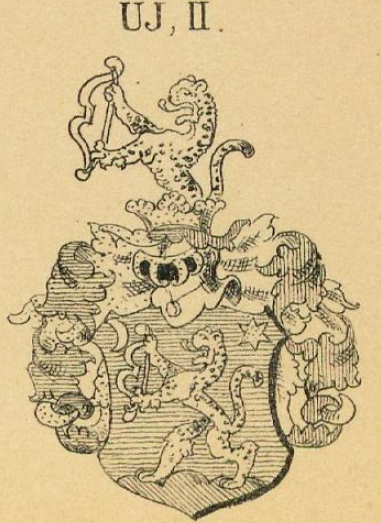 Uj Coat of Arms / Family Crest 1