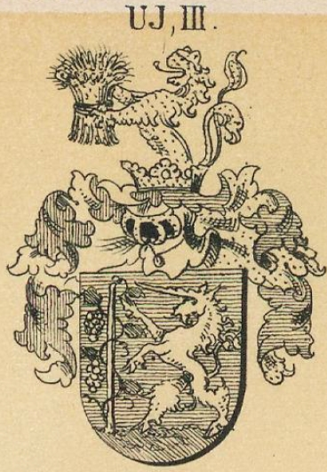 Uj Coat of Arms / Family Crest 2