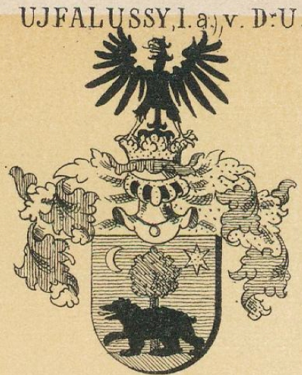 Ujfalussy Coat of Arms / Family Crest 0