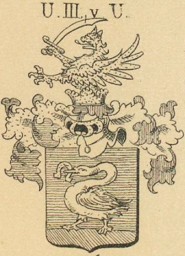 Ujfalussy Coat of Arms / Family Crest 3