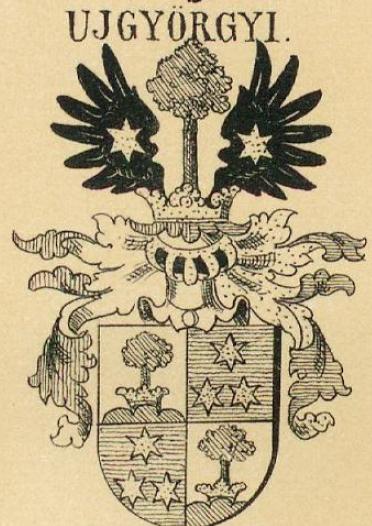 Ujgyorgyi Coat of Arms / Family Crest 0