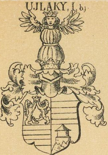 Ujlaky Coat of Arms / Family Crest 5