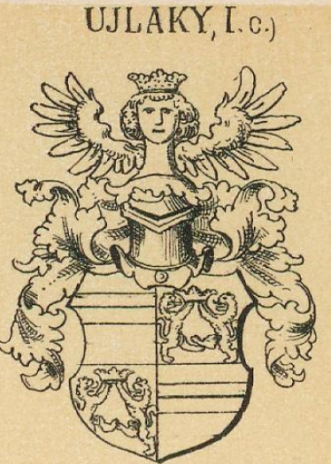 Ujlaky Coat of Arms / Family Crest 6