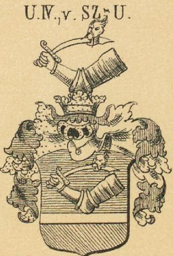 Ujlaky Coat of Arms / Family Crest 9