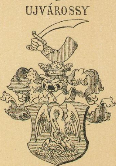 Ujvarossy Coat of Arms / Family Crest 0