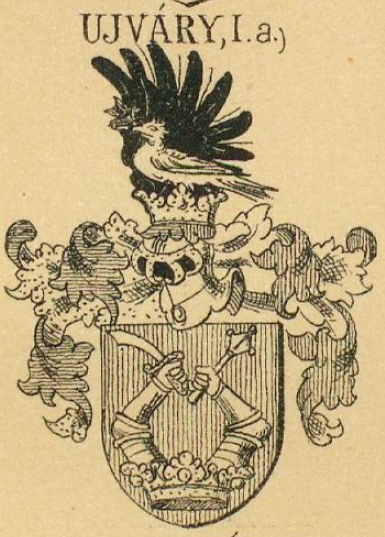 Ujvary Coat of Arms / Family Crest 0