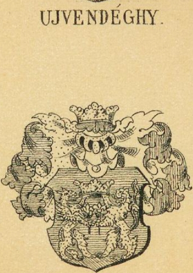 Ujvendeghy Coat of Arms / Family Crest 0