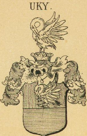 Uky Coat of Arms / Family Crest 0