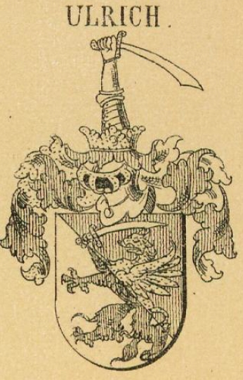 Ulrich Coat of Arms / Family Crest 1