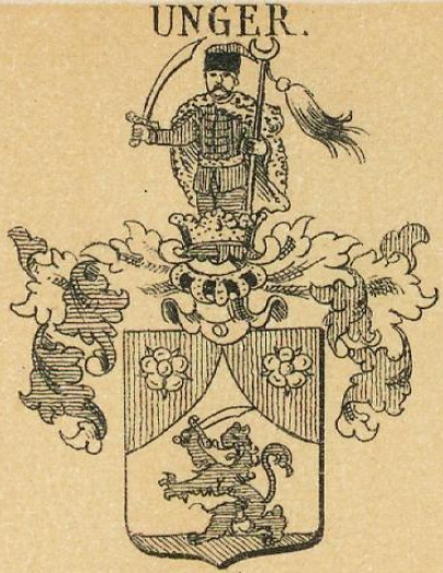 Unger Coat of Arms / Family Crest 0
