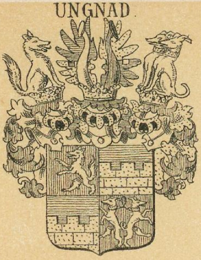 Ungnad Coat of Arms / Family Crest 0