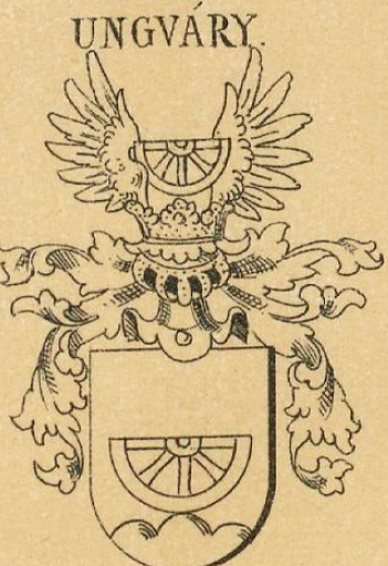 Ungvary Coat of Arms / Family Crest 0