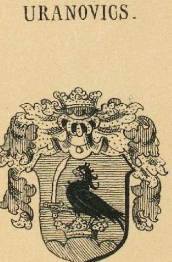 Uranovics Coat of Arms / Family Crest 0