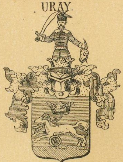 Uray Coat of Arms / Family Crest 0