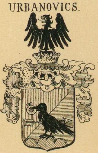 Urbanovics Coat of Arms / Family Crest 0