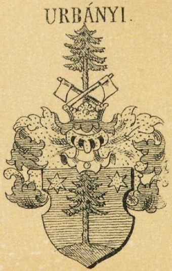 Urbanyi Coat of Arms / Family Crest 0