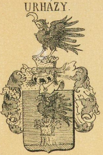 Urhazy Coat of Arms / Family Crest 0