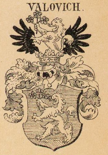 Valovich Coat of Arms / Family Crest 0