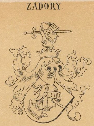 Zadory Coat of Arms / Family Crest 0