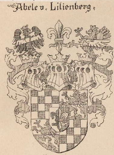 abele Coat of Arms / Family Crest 5