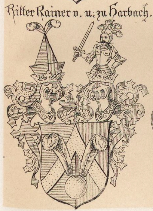 rainer Coat of Arms / Family Crest 10