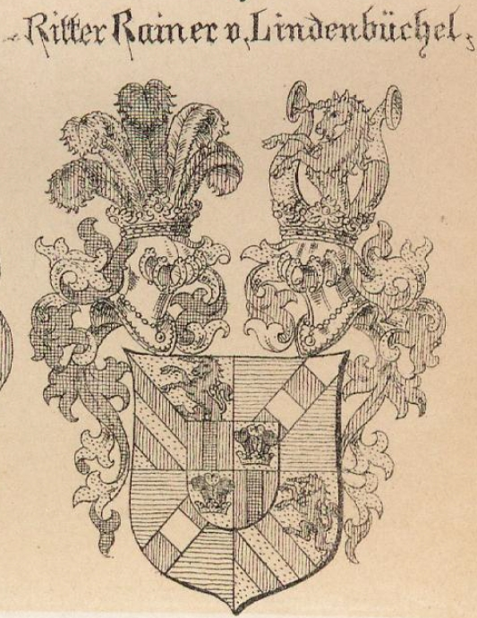 rainer Coat of Arms / Family Crest 12