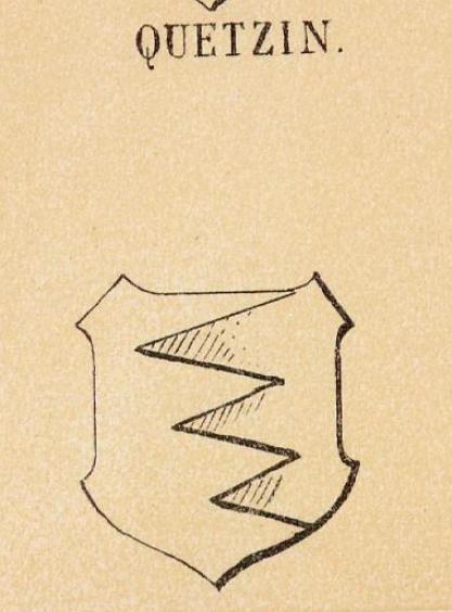 Quetzin Coat of Arms / Family Crest 0