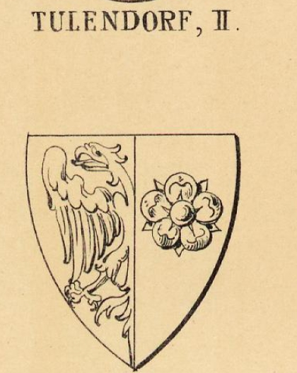 Tulendorf Coat of Arms / Family Crest 1