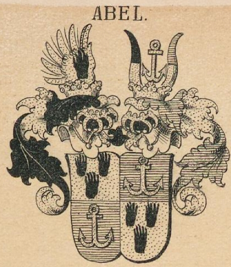Abel Coat of Arms / Family Crest 10