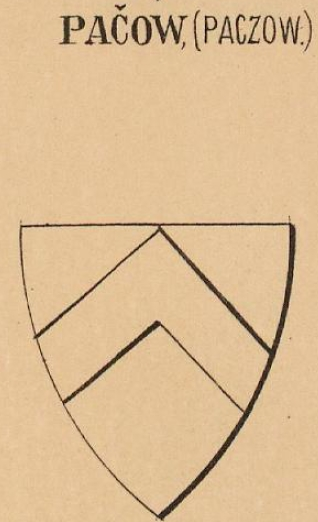 Pacow Coat of Arms / Family Crest 0