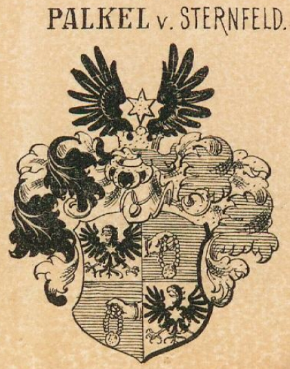 Palkel Coat of Arms / Family Crest 0