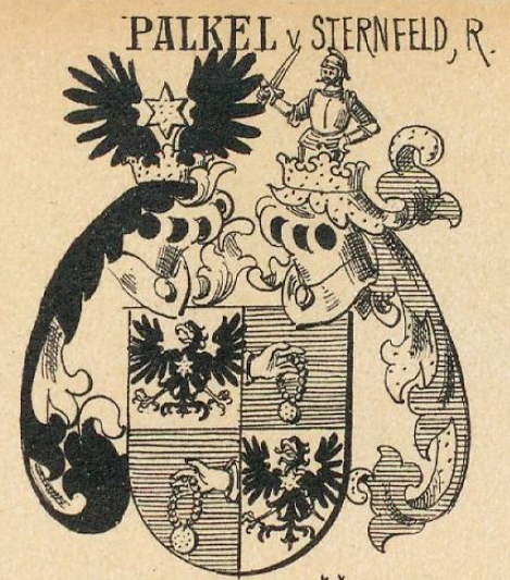 Palkel Coat of Arms / Family Crest 1