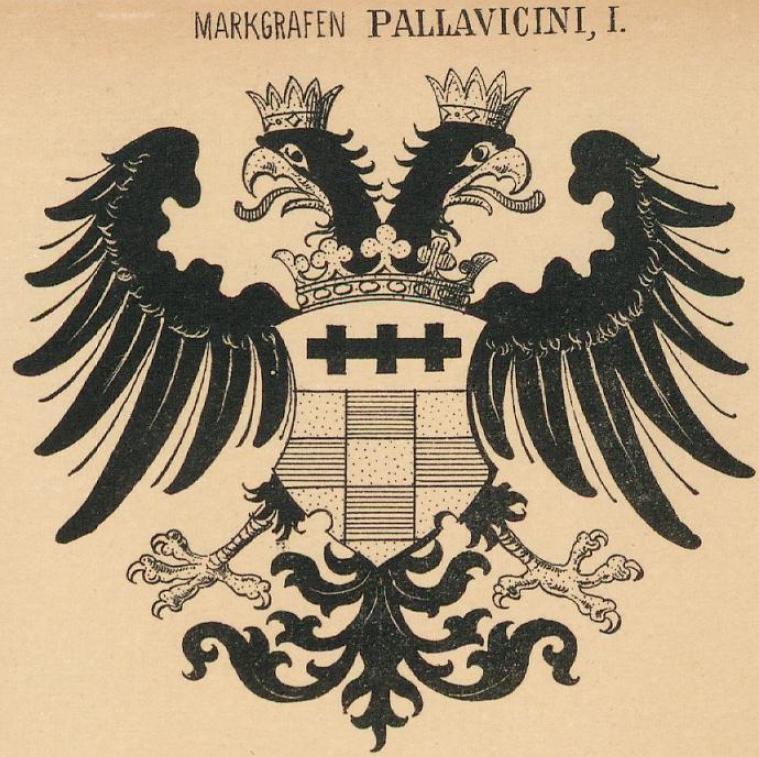 Pallavicini Coat of Arms / Family Crest 7