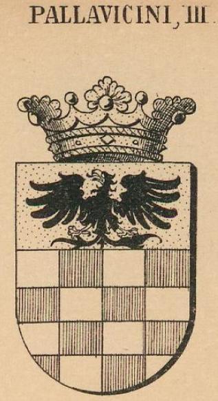 Pallavicini Coat of Arms / Family Crest 8