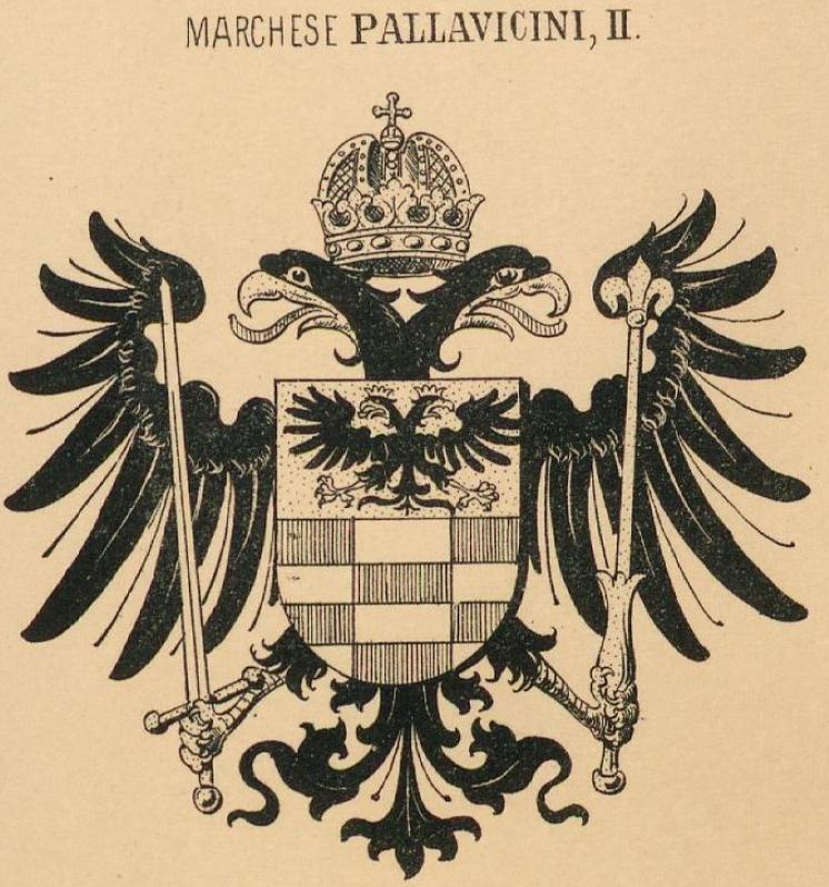 Pallavicini Coat of Arms / Family Crest 9
