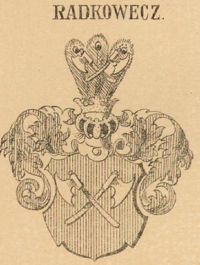Radkowecz Coat of Arms / Family Crest 0
