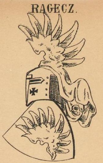 Ragecz Coat of Arms / Family Crest 0