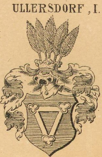 Ullersdorf Coat of Arms / Family Crest 2