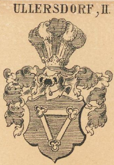 Ullersdorf Coat of Arms / Family Crest 3