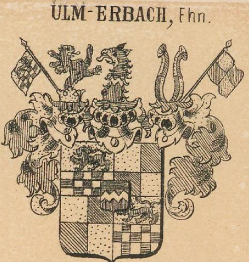 Ulm Coat of Arms / Family Crest 5