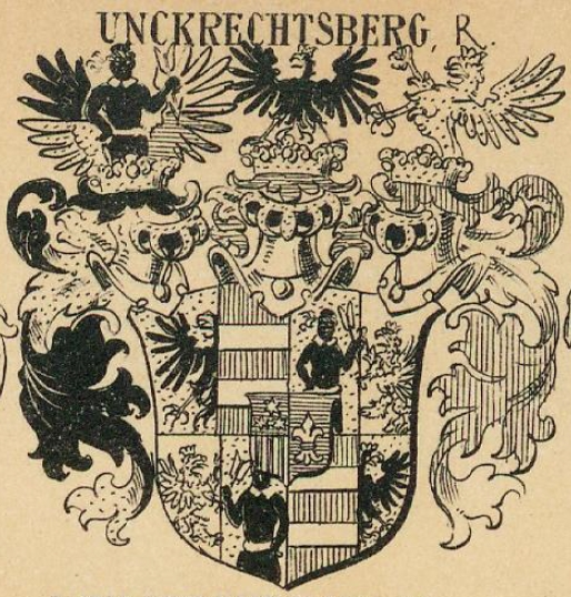 Unckrechtsberg Coat of Arms / Family Crest 1