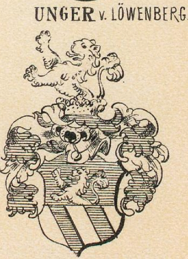 Unger Coat of Arms / Family Crest 6