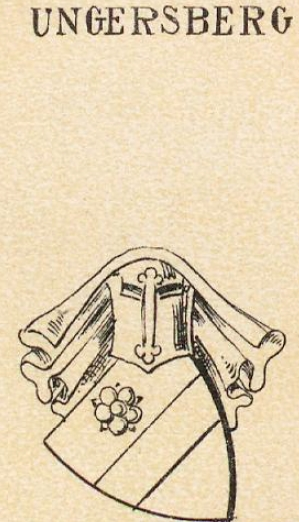Ungersberg Coat of Arms / Family Crest 0