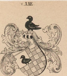 Aae Coat of Arms / Family Crest 1